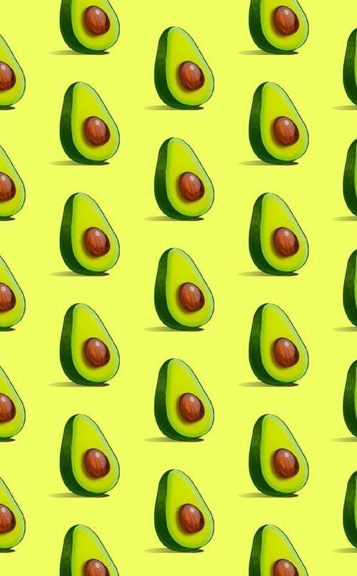 avocado, avocados, and lit image Fondos de frutas