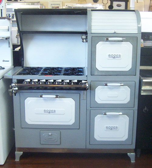 1920s roper stove old new gas stoves pinterest 1920s stove and ranges. Black Bedroom Furniture Sets. Home Design Ideas
