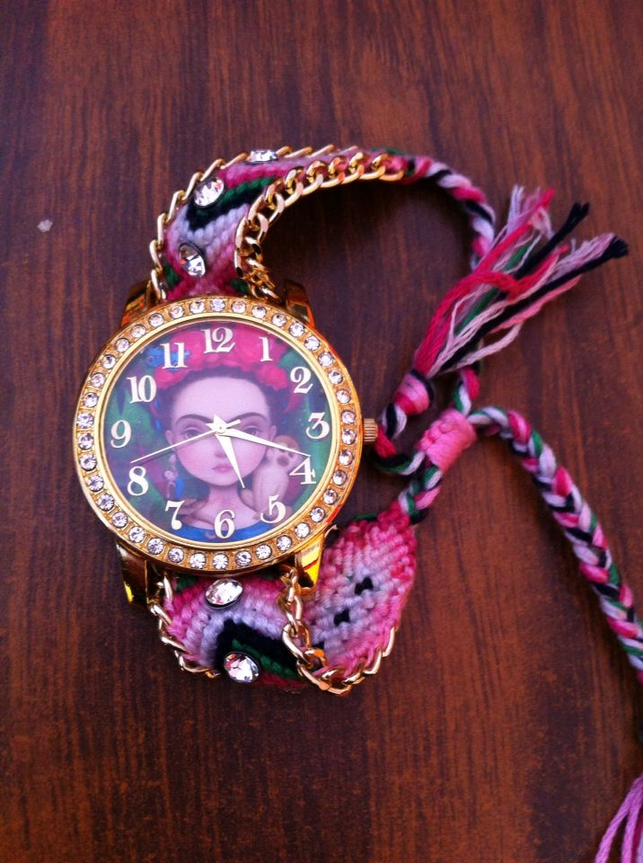 1a0eb88cd26b Reloj Frida Kahlo Frida Kahlo