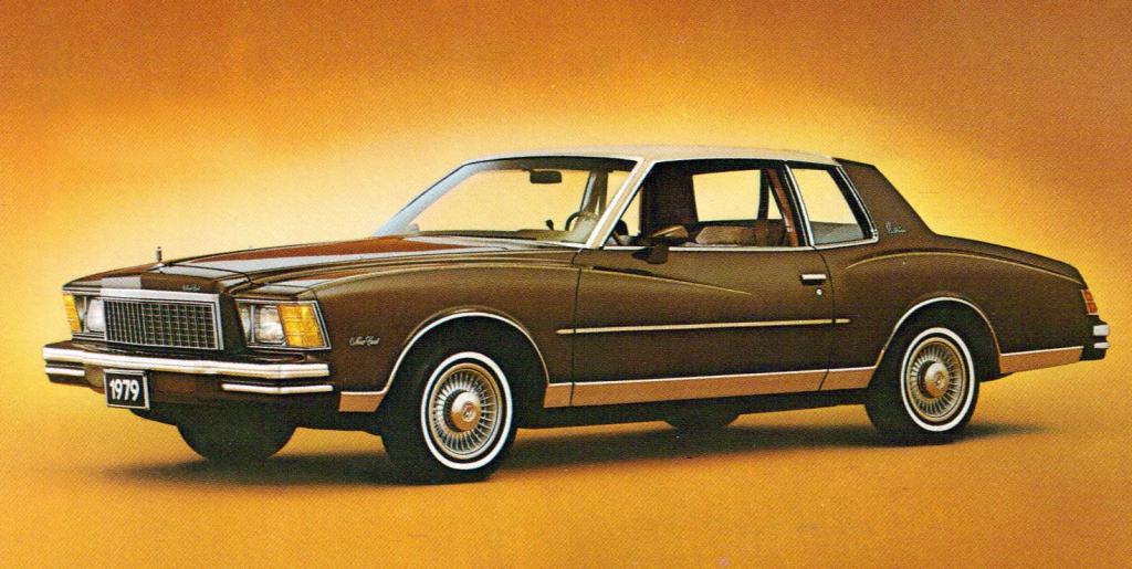 1979 Chevrolet Monte Carlo Corvetteclassiccars Chevrolet Monte