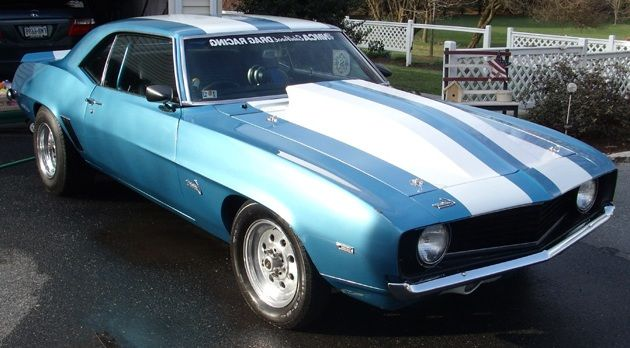 Camaro Cars For Sale With Original Painting 1969 Car For