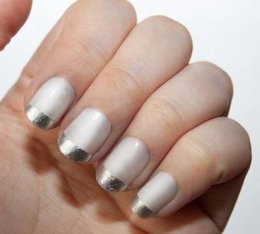 Modele Unghii Cu Gel Argintii Modele Unghii Beauty Nails