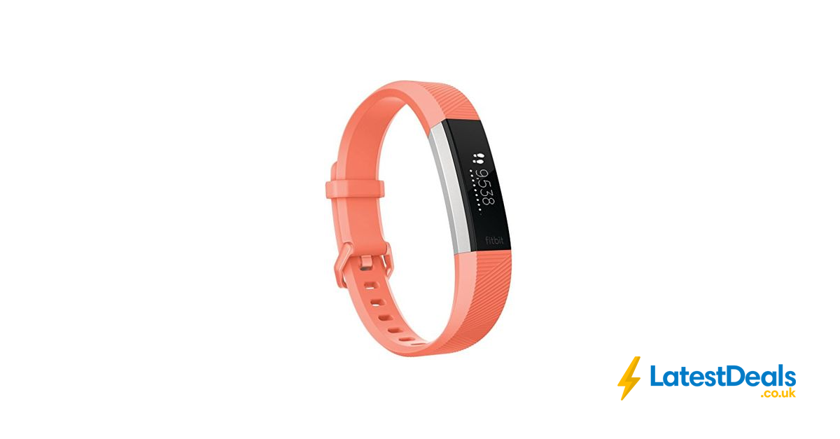 FitBit Alta HR Fitness Wristband Free Delivery, £111 13 at