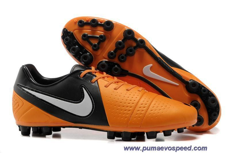 newest e077d 0531a Latest Listing Discount Nike Maestri III AG Orange Black White Soccer Shoes  Football Boots On Sale