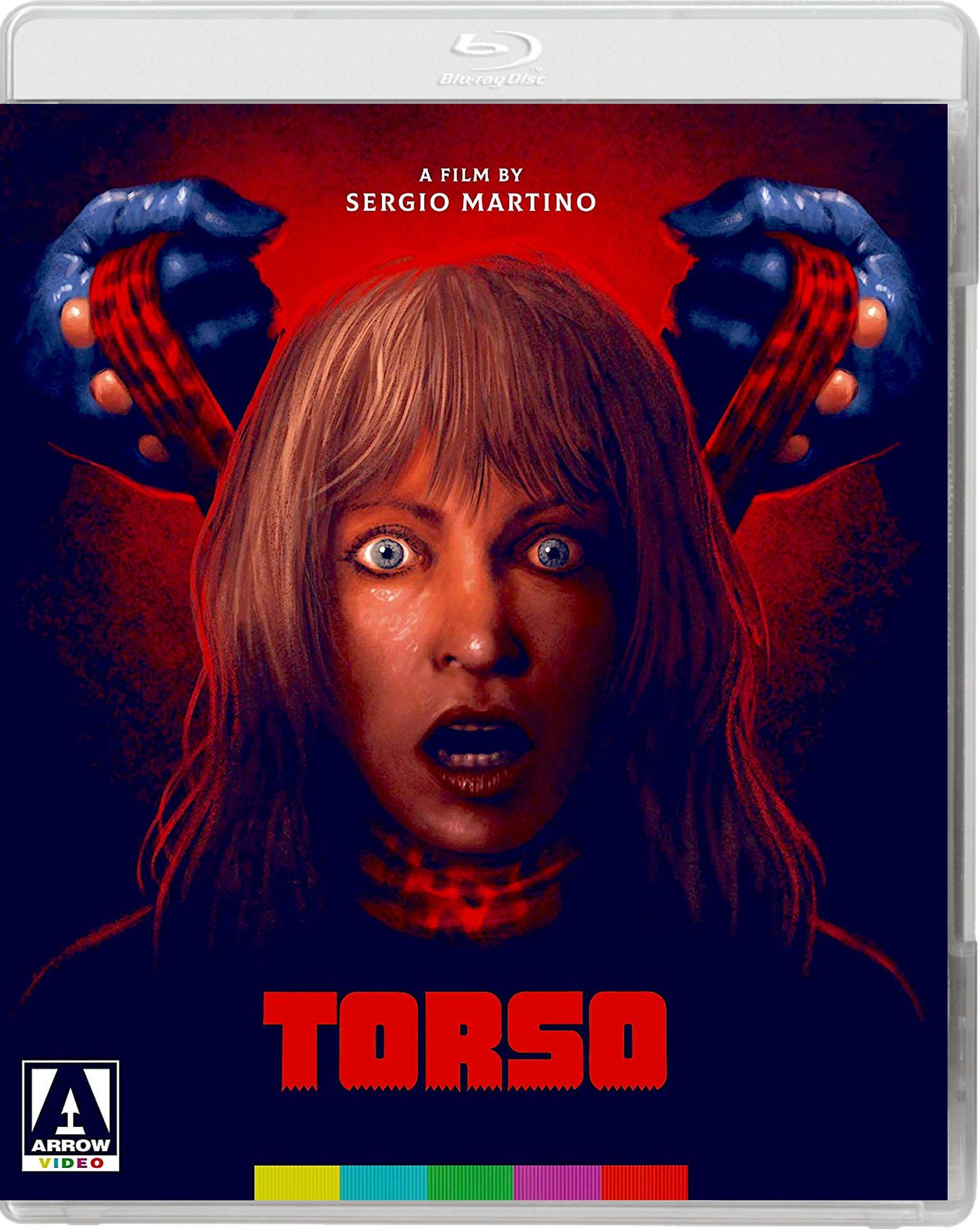 TORSO SPECIAL EDITION BLURAY (ARROW US) Torso, Blu ray
