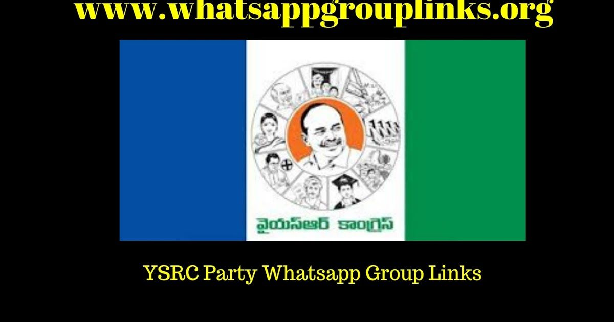 Join YSR Congress Party Whatsapp Group Links List: in this page you
