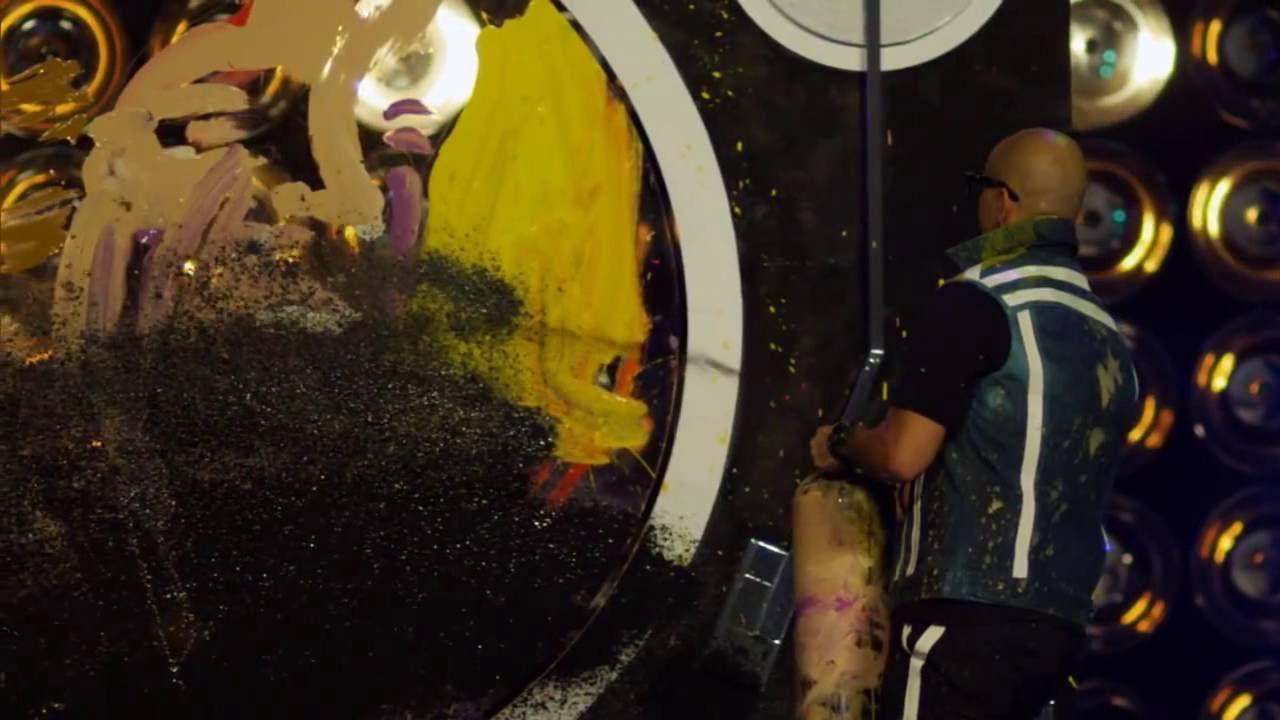 DAVID GARIBALDI & HIS CMYK'S - America's Got Talent | Voonathaa