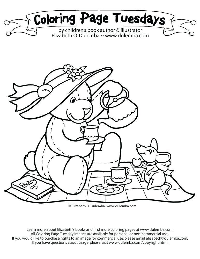 Fresh Of Princess Tea Party Coloring Pages Images Coloring Fresh