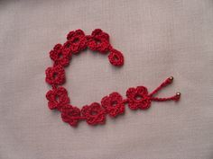 Tutorial Il Bracciale Alluncinetto Con Perline Crafting E Fai Da