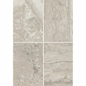 Daltile Exquisite Chantilly X New Home Master Bath - 18 x 24 floor tiles