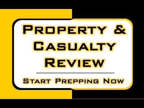 Property And Casualty Insurance Review Commercial Package Policy