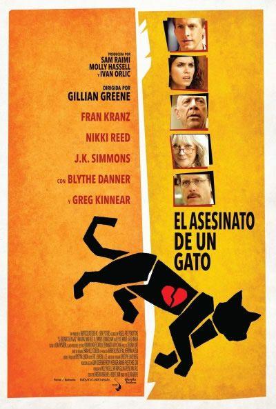 Póster de El asesinato de un gato (Murder of a Cat)
