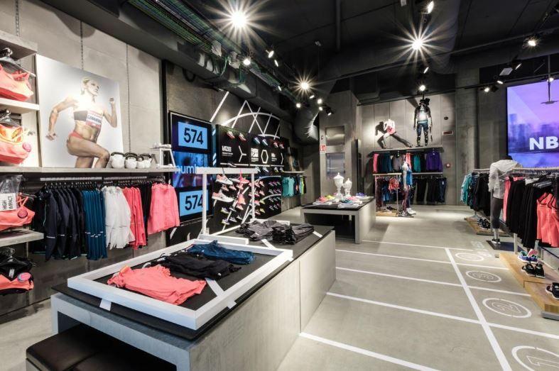 New Balance negozio Milano: il primo Flagship Store new-balance ...