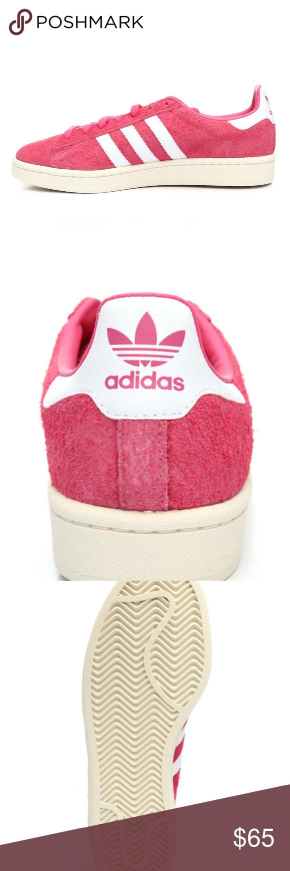 Nuove adidas campus lo scarpe rosa nwt pinterest adidas campus