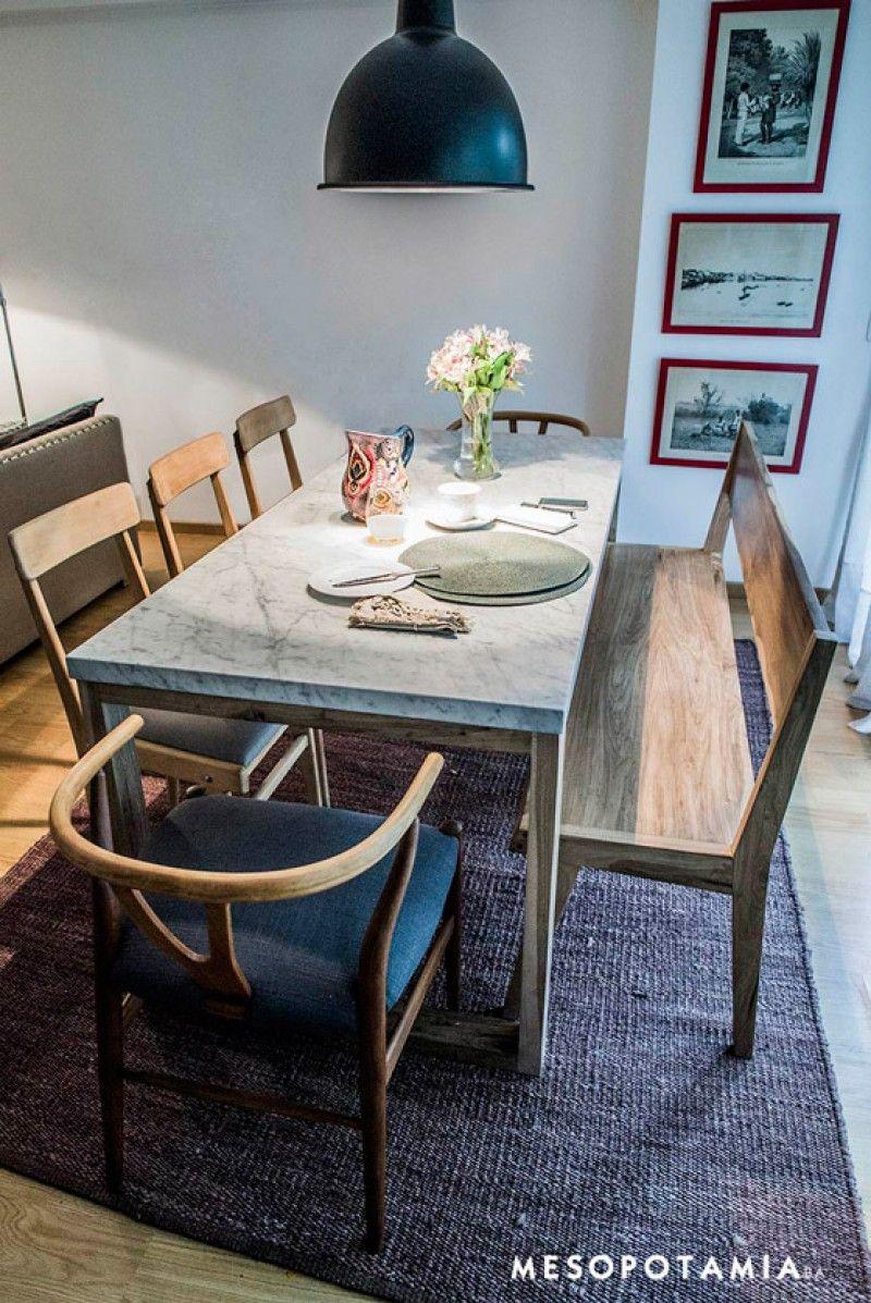 B modelo esquina dream home kitchen dining dining for Modelos de mesas de comedor