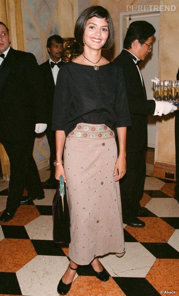 PHOTOS - Très vite l'actrice française adopte les coupes ...