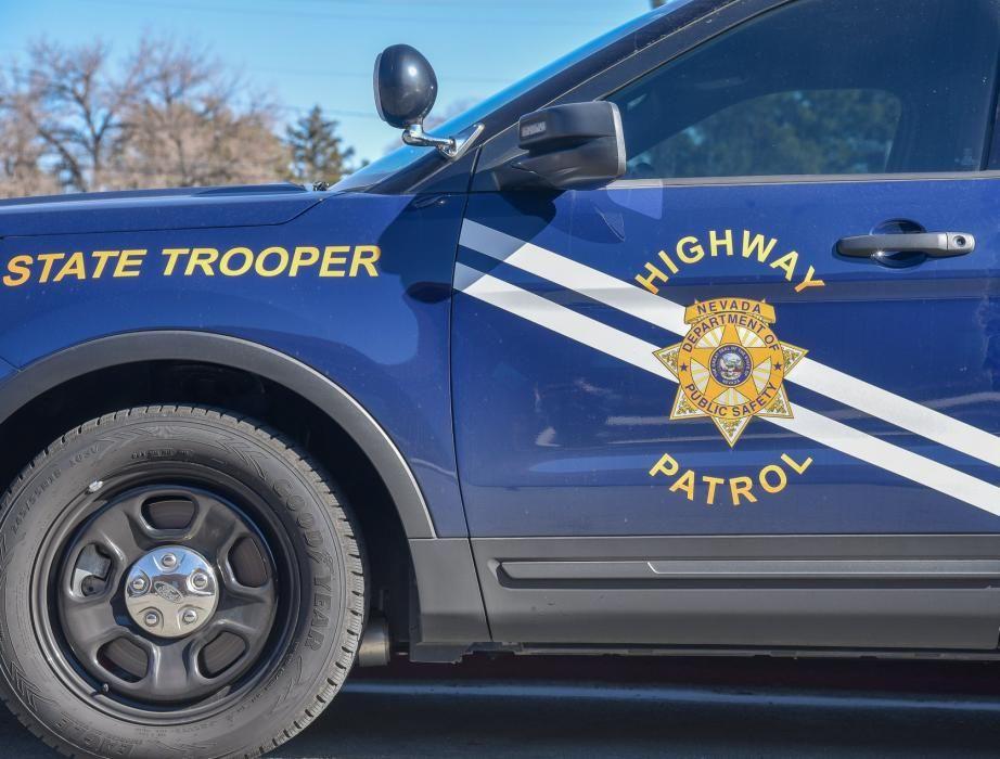 Nevada Highway Patrol investigates fatal rollover incident