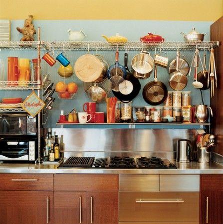 صور رفوف للمطبخ مودرن اشكال ارفف مطابخ شيك ميكساتك Open Kitchen Shelves Above Kitchen Cabinets Kitchen Design