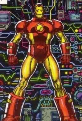 Iron Man Armor Model 9 Gallery Comicart Iron Man Iron Man Armor