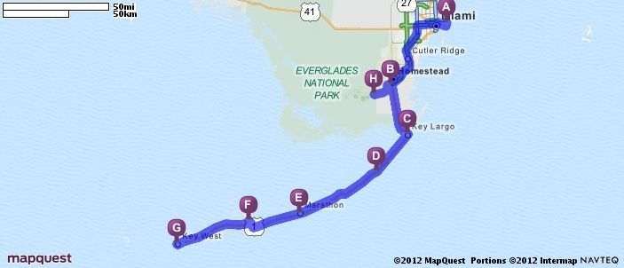 homestead florida mapquest