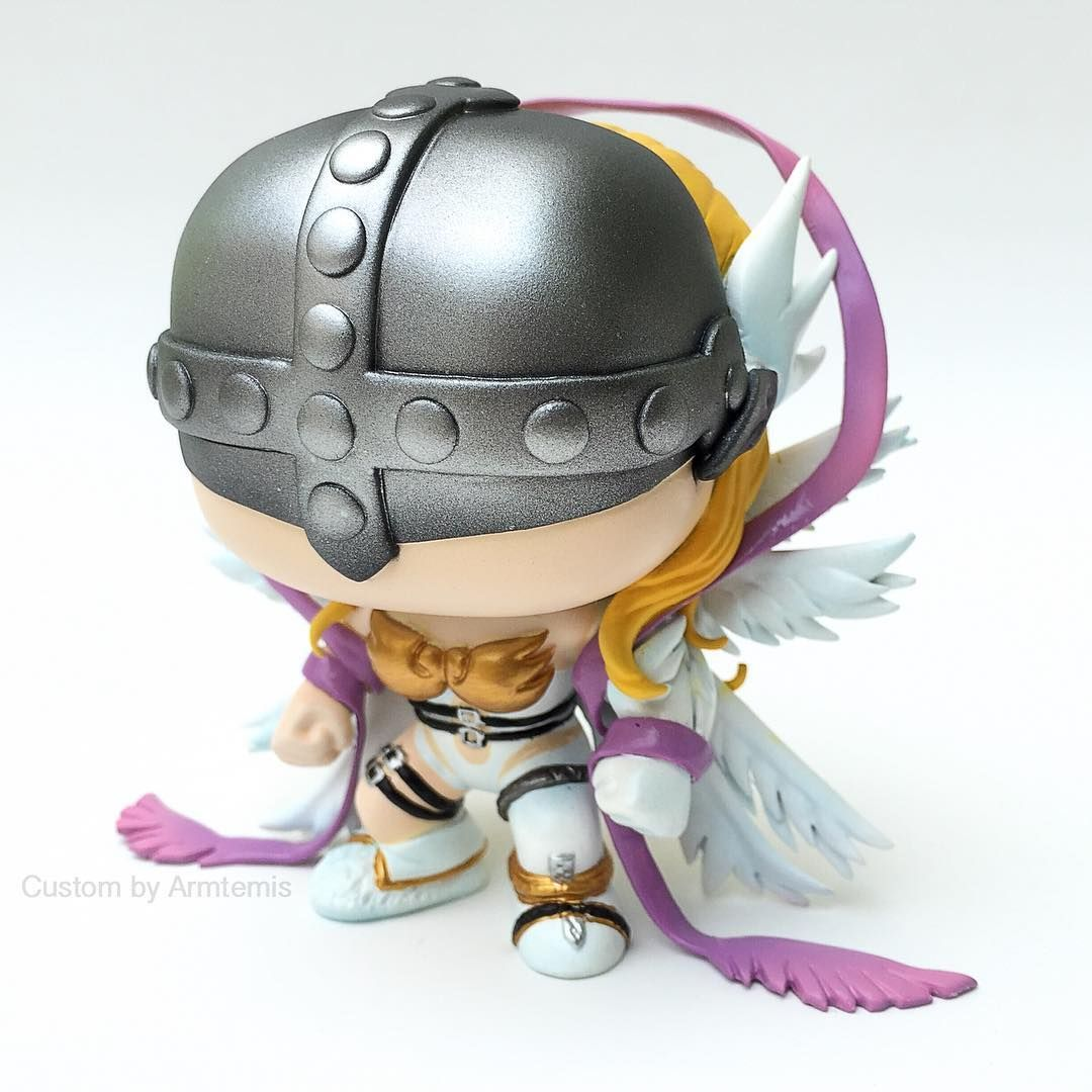 Custom Angewomon Pop Gorgeous