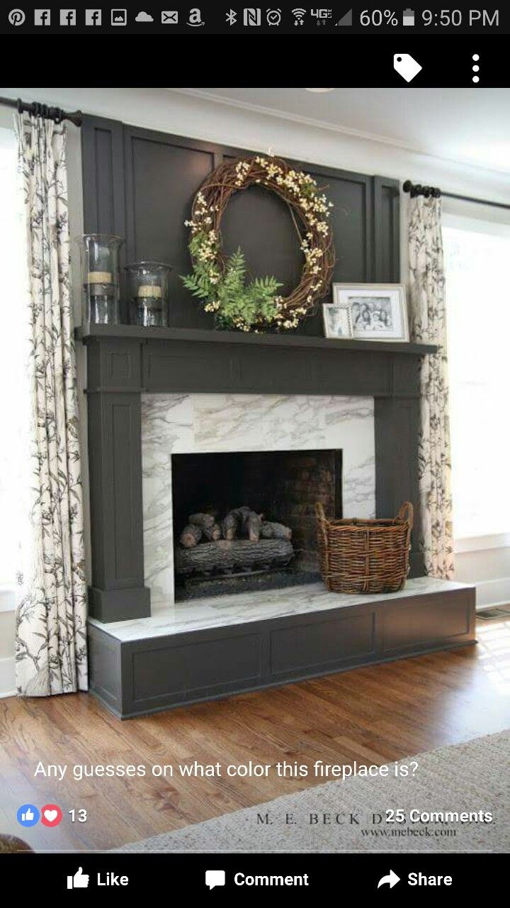 Best Urbane Bronze Chelsea Grey Home Fireplace Home Living 400 x 300