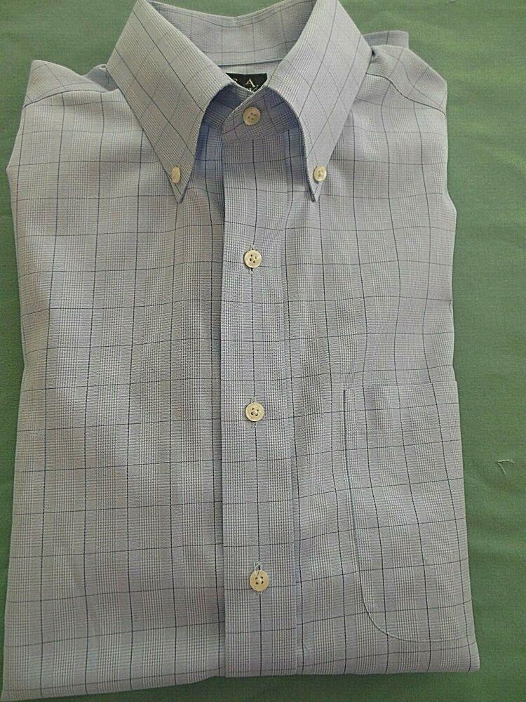 Jos. A. bank long sleeve dress shirt size 15 1/234