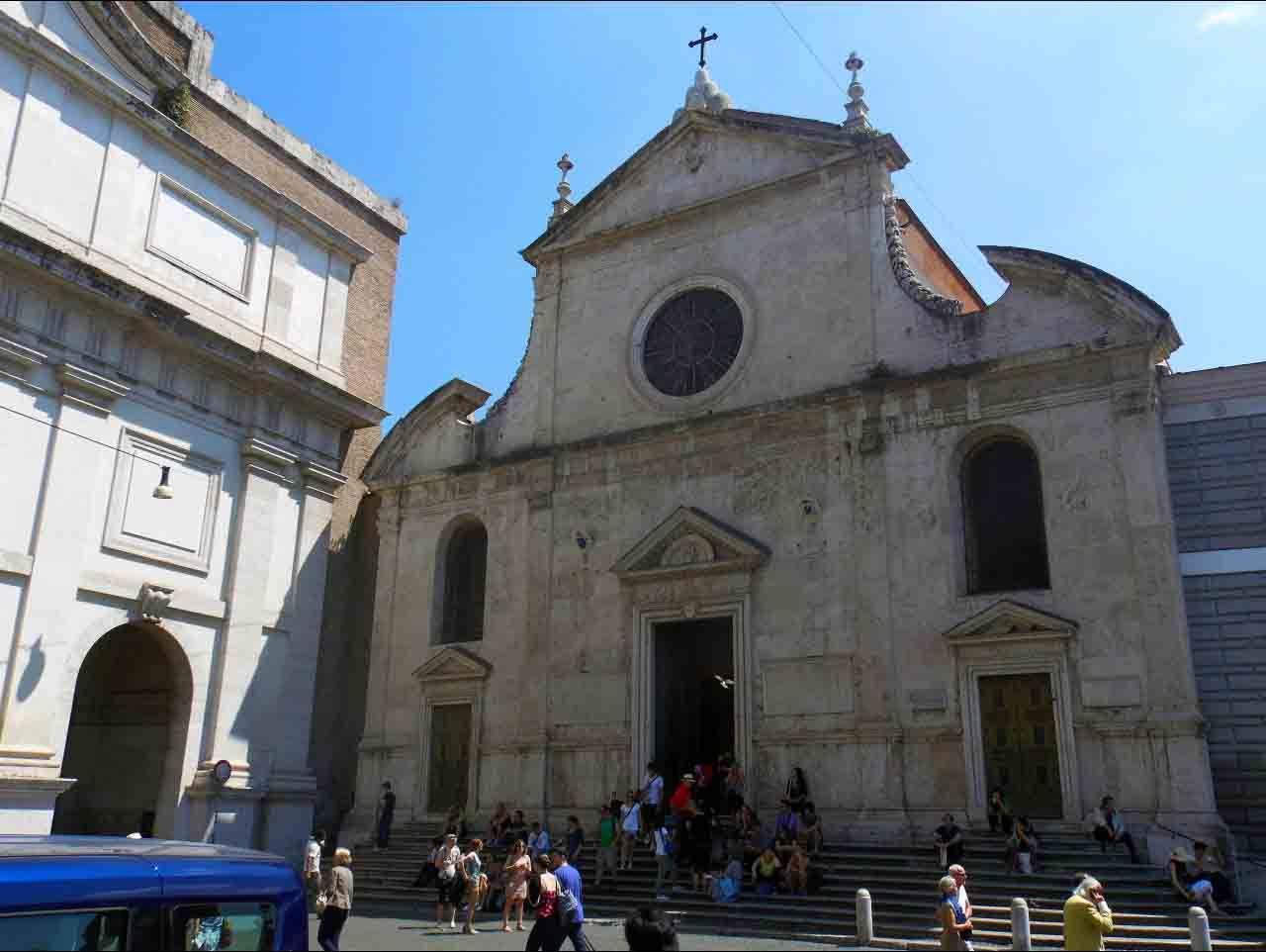 Basílica de Santa María del Pópolo
