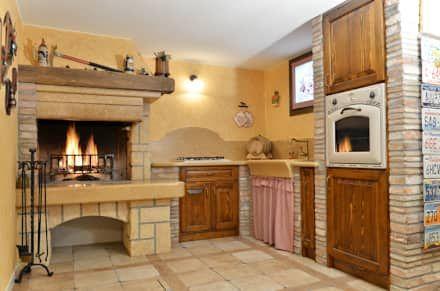 Cucina: Idee, immagini e decorazione | Construction Maison ...