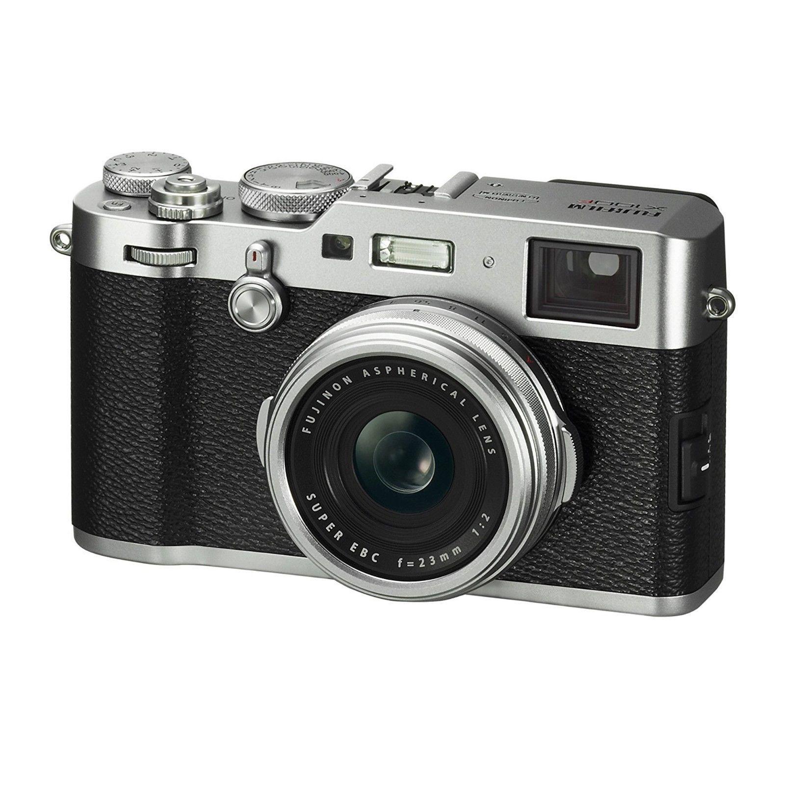 Fuji Fujifilm X100F Digital Camera (Silver) *NEW* *IN STOCK ...
