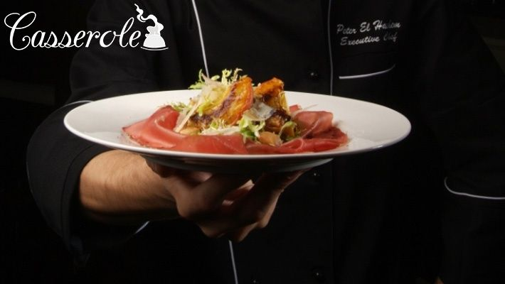 50% off 6 Cooking Lessons with Chef Peter El Hachem from Casserole Catering ($150)