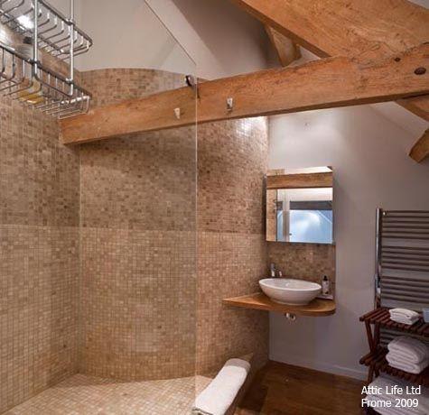 Attic life ag loft conversions badezimmer fachwerk bad pinterest bad und fachwerk - Englische badezimmer ...