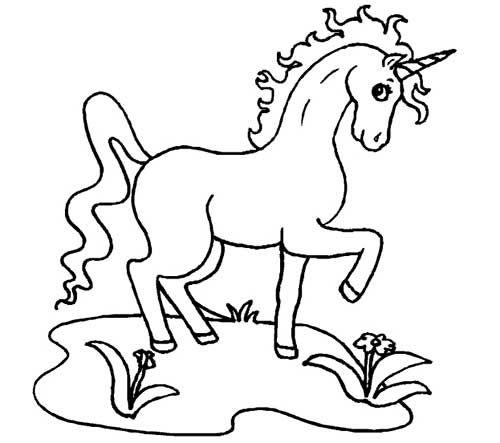 20 Sugestoes De Desenhos De Unicornio Para Colorir Com Imagens