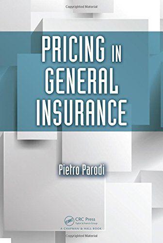 Epub Free Pricing In General Insurance Pdf Download Free Epub Mobi Ebooks With Images Ebook Pdf Pdf Download