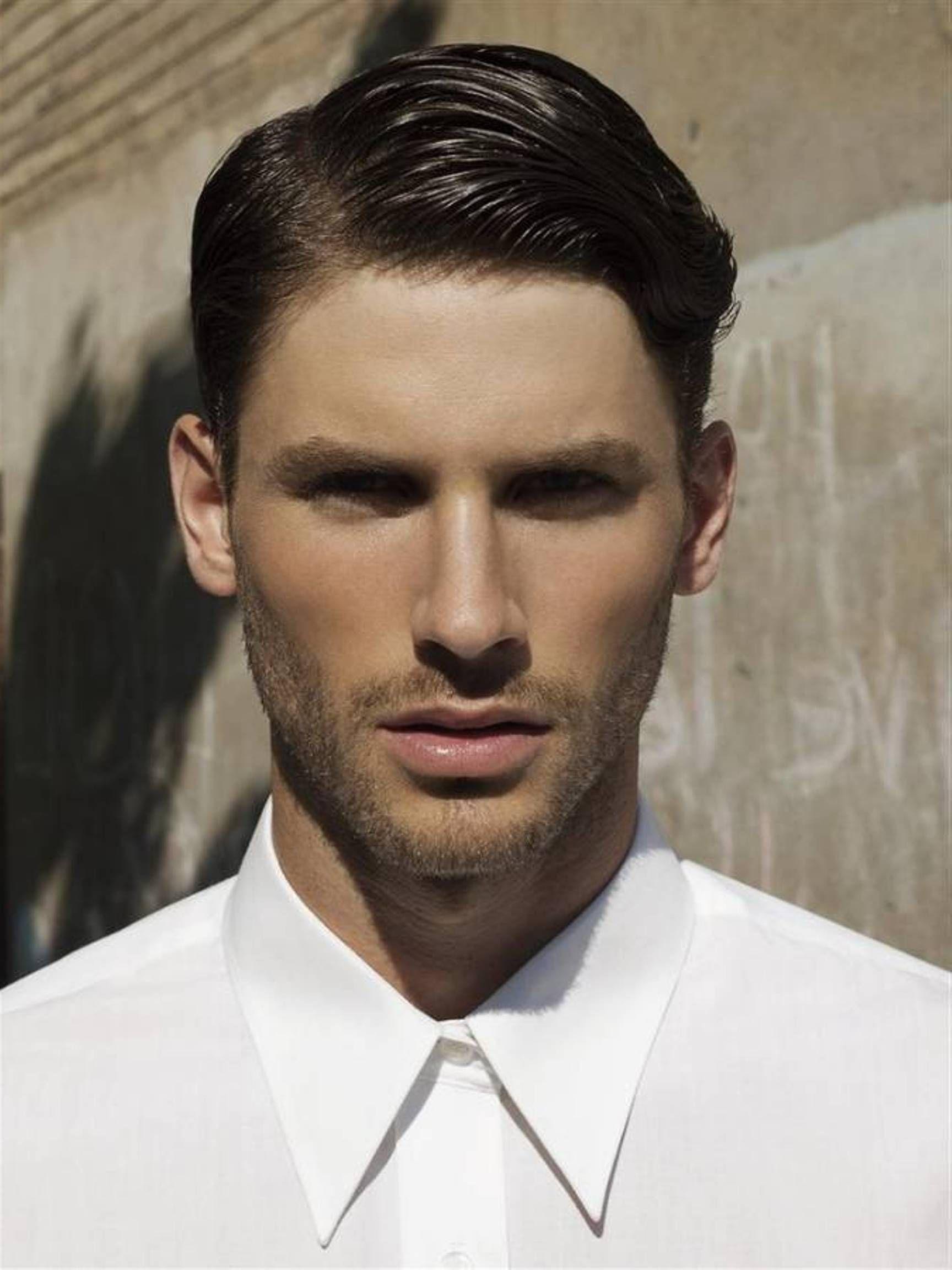 formal short hairstyle for wedding | men hairstyles | pinterest