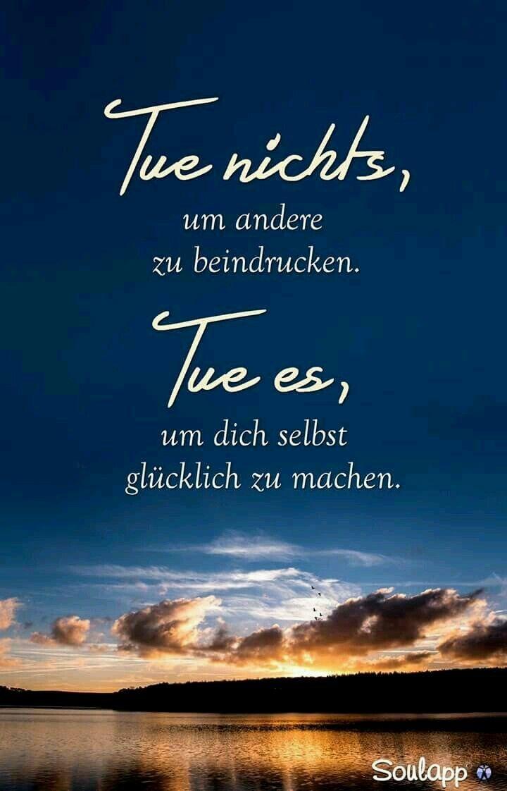 Sprüche und Zitate: #Sprüche #Zitate #Gedanken #Leben #Glück