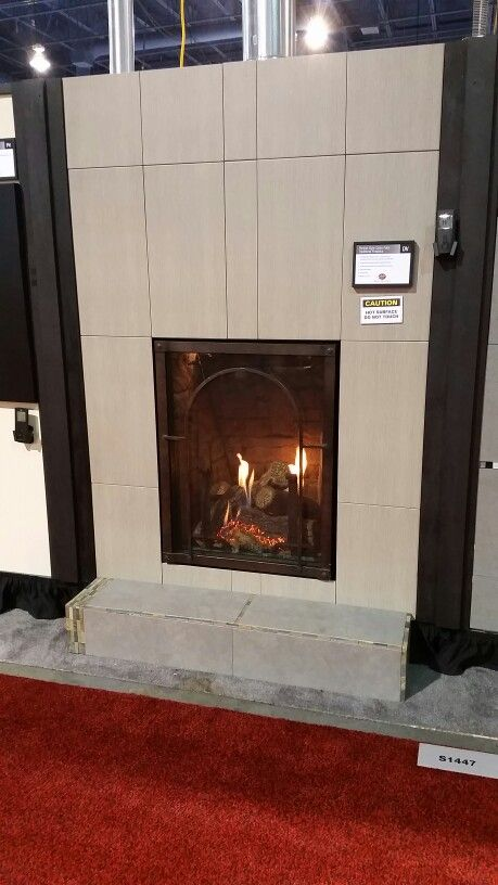 Fire place idea from #IBSVegas