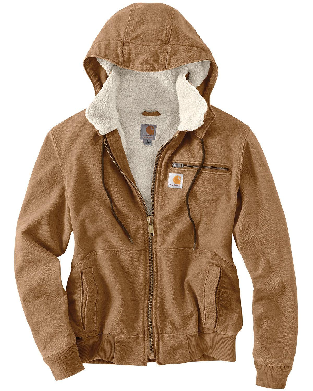 Carhartt Weathered Duck Wildwood Jacket Winter Jackets Women Jackets For Women Carhartt Jacket [ 1500 x 1200 Pixel ]