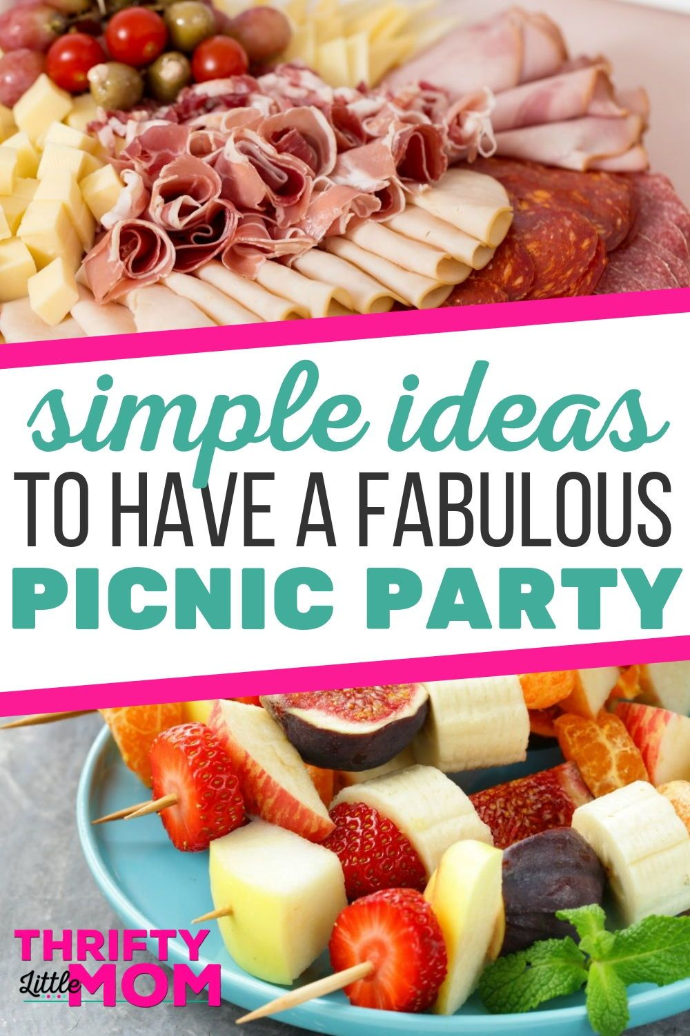 5 New Ideas To Impress Your Friends At Your Next Picnic Party Picnic Foods Picnic Party Food Summer Picnic Food