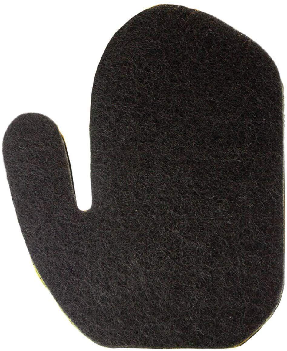POPULAR LIFE Kleen Mitt Black Mitt Refill for Right Hand