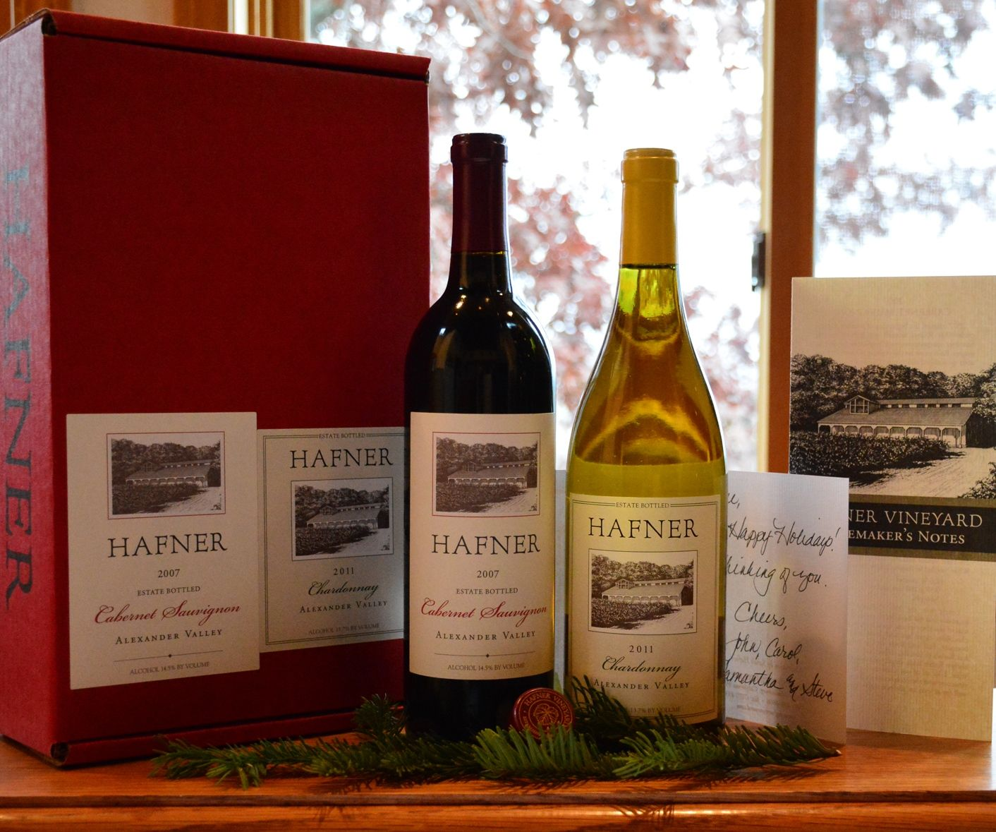 Help For The Holidays The Hafner Gift Pack A Sure Bet For All Those Difficult People On Your List Wine Bottle Gifts Vallet