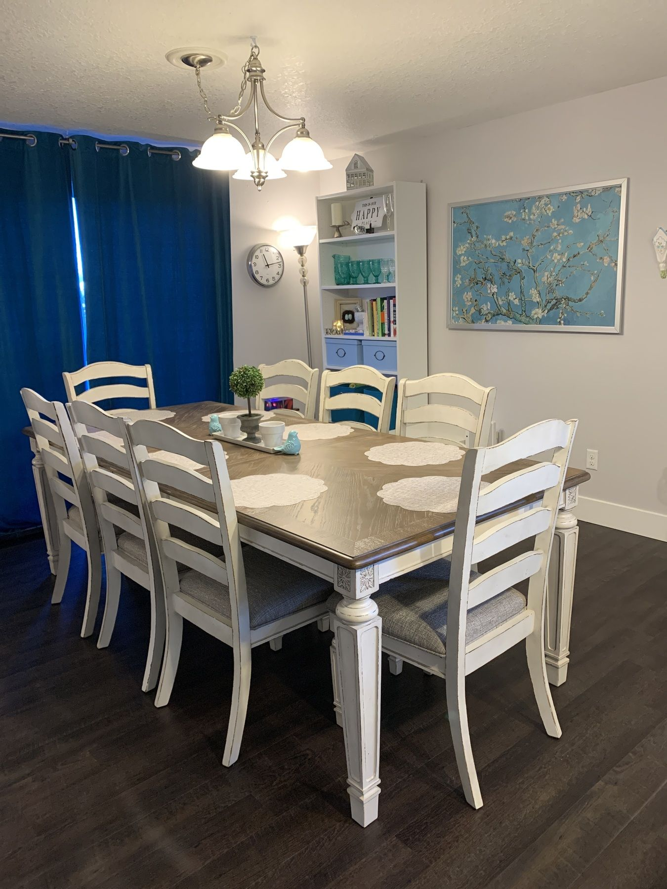 Realyn Dining Extension Table Ashley Furniture Homestore In 2020 Extension Table Dining Room Server At Home Store