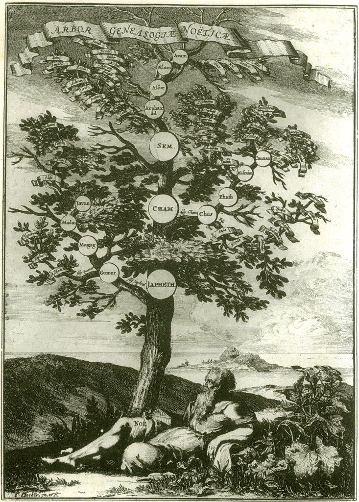 Athanasius Kircher, Arca Noe, Amsterdam, 1675 | Paintings ...