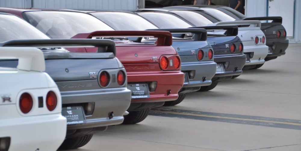 RentJDM Japanese Rental Car Company in Las Vegas - Vegas JDM Cars