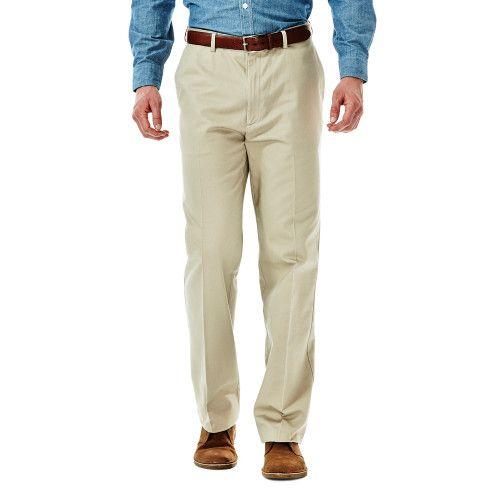Haggar Iron Pants Pants Waist Pants
