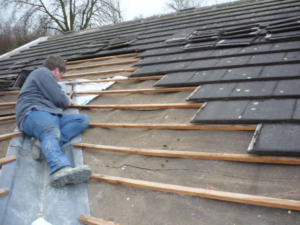 Gaf Master Elite Roofing Contractor Profile Roof Top