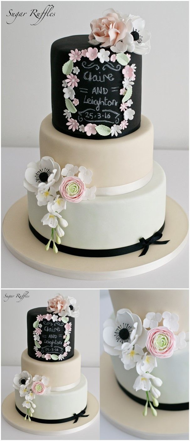 Wedding Cakes Wedding Cake Ideas from Sugar Ruffles See