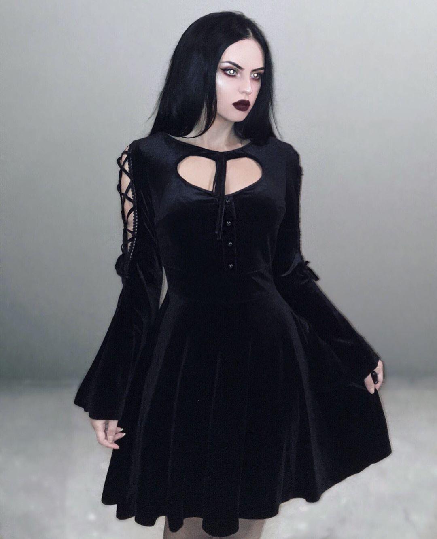 Noctis On Instagram Lost In Reminiscence 1 2 Or 3 Dress Devilnightu Everyday Dresses Short Dresses Aesthetic Dresses [ 1332 x 1080 Pixel ]