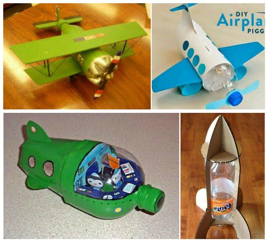 11 ideas creativas para no tirar las botellas de plástico Ideas - ideas creativas y manualidades