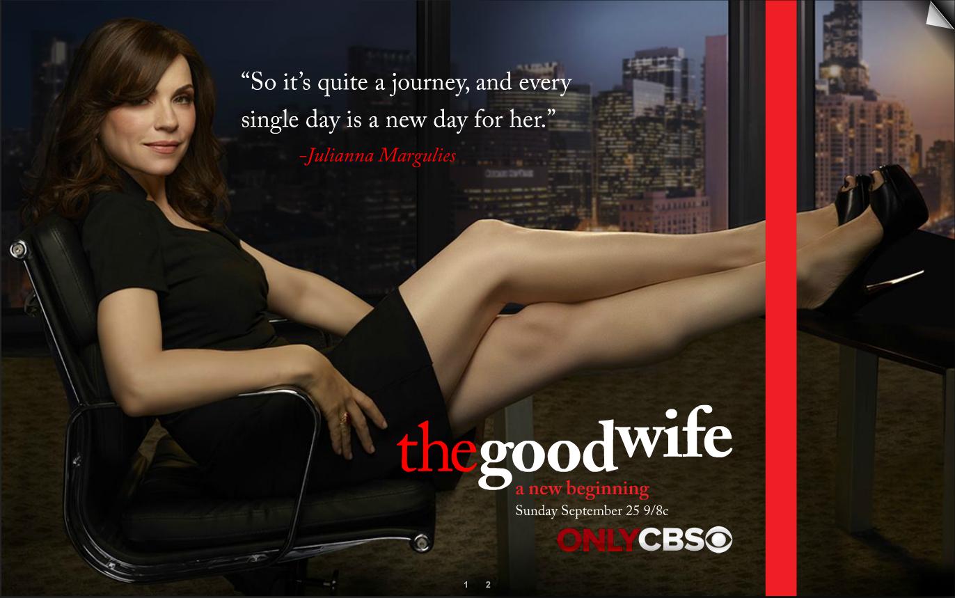 Resultado de imagem para The Good Wife posters